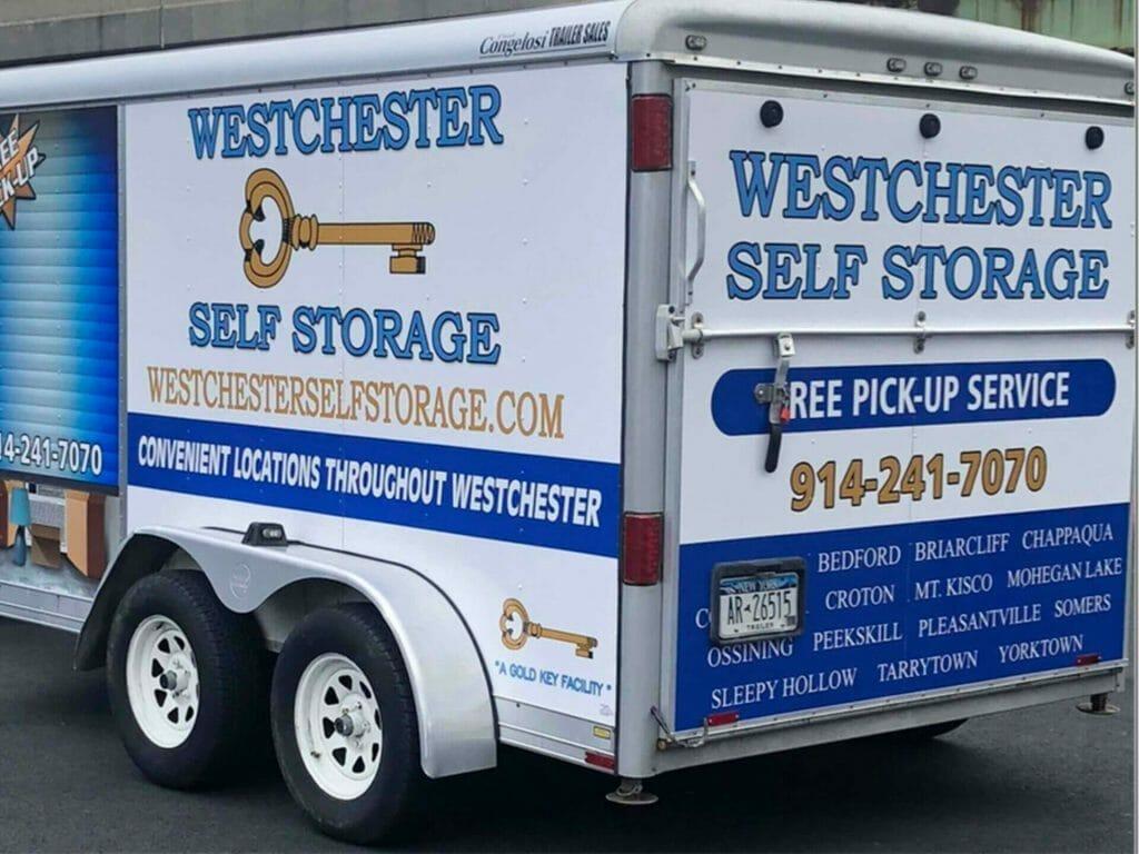 Bedford Self Storage - TRUCK