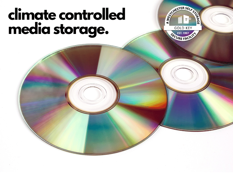 climate controlled media storage Bedford